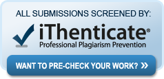 iThenticate Plagiarism Detection